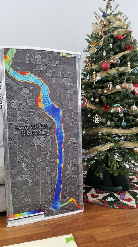 Lake of the Prairies Christmas Gift
