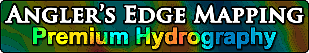 Angler's Edge Mapping - Premium Hydrography